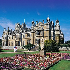 Buyagift - Afternoon Tea at Thoresby Hall Gift Experience for 2