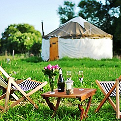 Buyagift - One Night Glamping Break Gift Experience for 2