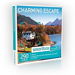 Buyagift - Charming Escape Smartbox Gift Experience for 2