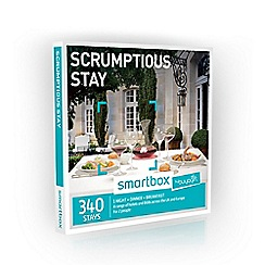 Buyagift - Scrumptious Stay Smartbox Gift Experience for 2