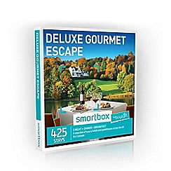 Buyagift - Deluxe Gourmet Escape Smartbox Gift Experience for 2