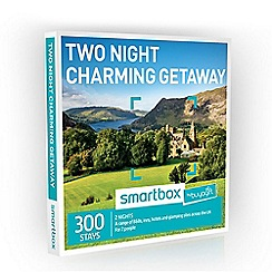 Buyagift - Two Night Charming Getaway Smartbox Gift Experience for 2
