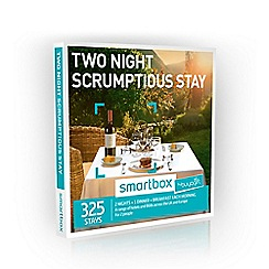 Buyagift - Two Night Scrumptious Stay Smartbox Gift Experience for 2