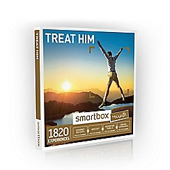 Buyagift - Treat Him Smartbox Gift Experience for 2