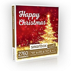 Buyagift - Happy Christmas Smartbox Gift Experience Day for 2