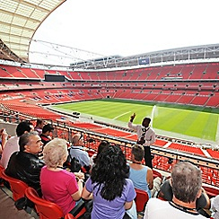 Buyagift - Family Tour of Wembley Stadium Gift Experience for 4