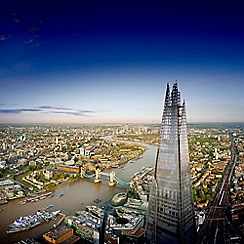 Buyagift - The View from The Shard - Two Adults and Two Children Gift Experience for 4