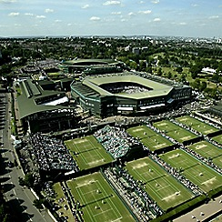 Buyagift - Adult Wimbledon Tennis Tour Gift Experience for 2