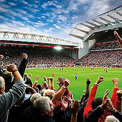 Buyagift - Liverpool FC Stadium Tour and The Steven Gerrard Collection Gift Experience for 2