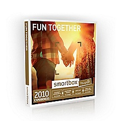 Buyagift - Fun Together Smartbox Gift Experience for 2