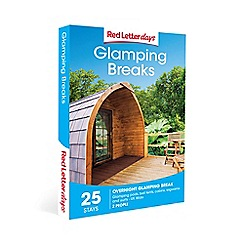 Red Letter Days - Glamping Breaks Gift Experience for 2