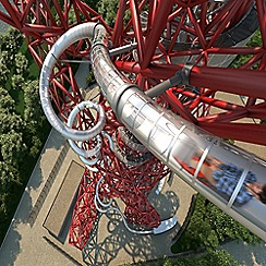 Red Letter Days - The Slide at The ArcelorMittal Orbit Gift Experience for Two Gift Experience
