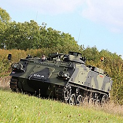 Red Letter Days - Tank Driving in Oxfordshire Gift Experience