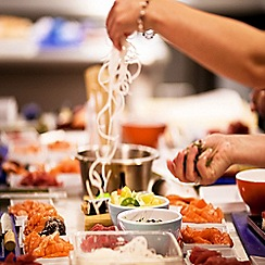 Red Letter Days - Sushi Making with YO! Sushi for Two Gift Experience