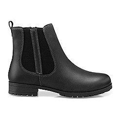Hotter - Black 'Beau' chelsea boots