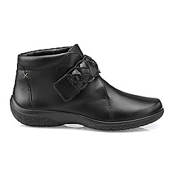 Hotter - Black 'Daydream' ankle boots