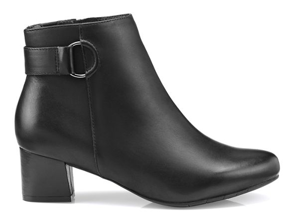 Hotter 'Glee' Hotter boots Hotter boots ankle 'Glee' Black ankle 'Glee' Black Black 550Swrq