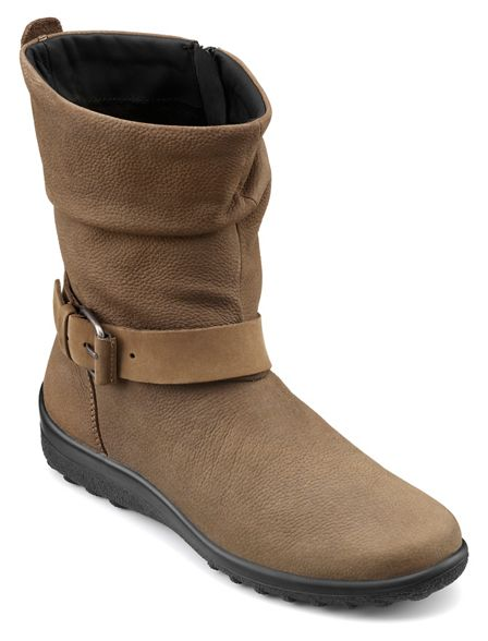 'Groove' boots Brown Hotter calf Hotter Brown 'Groove' calf 60AqXw1