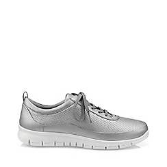 Hotter - Dark grey 'Gravity' lace-up shoes