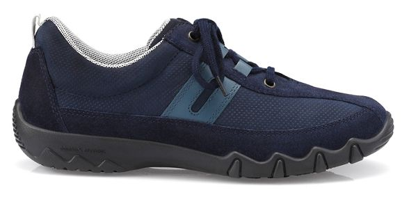 lace Hotter trainers 'Leanne' Navy up HfHw7Wnpq