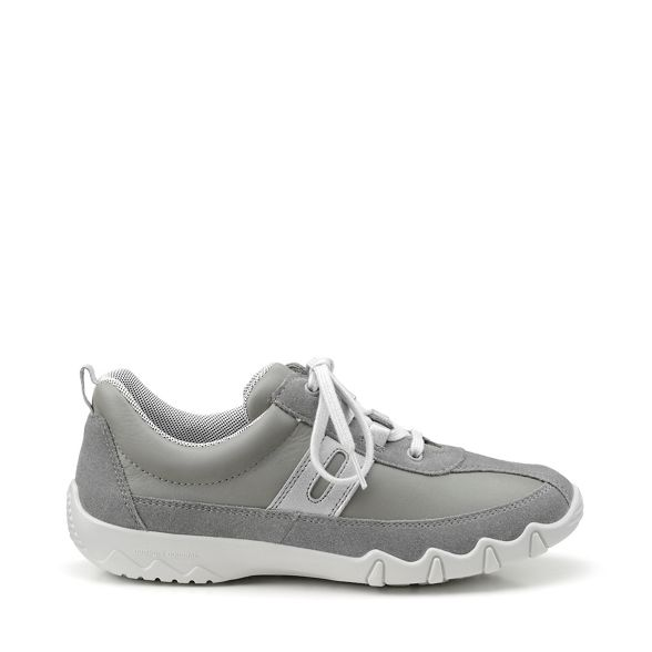 'Leanne' grey lace Dark trainers up Hotter 1UWEYRZ
