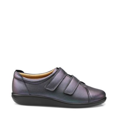 Hotter - Dark grey 'Leap' shoes