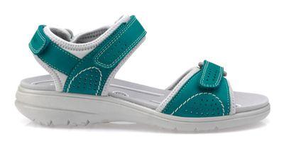 Hotter - Dark turquoise 'Mae' sandals