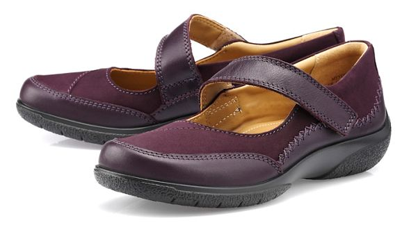 wide 'Mystic' Hotter Plum fit Janes Mary 1H1ESxwq