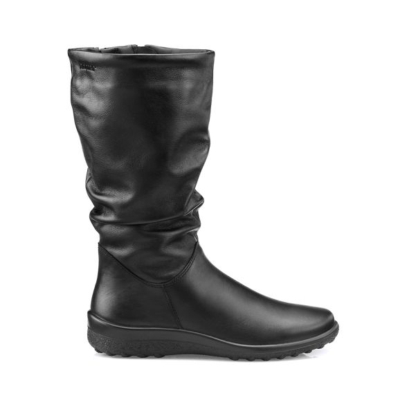 Hotter boots Black 'Mystery' calf 'Mystery' Hotter Hotter Black Black boots calf boots 'Mystery' calf 5PZvO