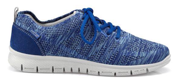 Hotter lace 'Nova' trainers Blue up rvwqxZrB