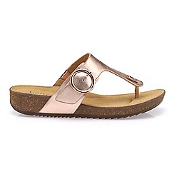 Hotter Light pink mules 64793ESCPXS06 Fashion Shoes Hot Sale Cheapest Price Save Over 50%