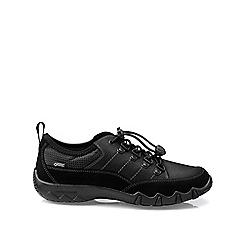 Hotter - Black 'Rydal gtx' lace up shoes