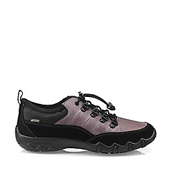 Hotter - Lilac 'Rydal GTX' Lace-Up Shoes