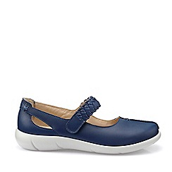 Hotter - Royal 'Shake' Wide Fit Mary Janes Shoes