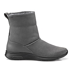 Hotter - Light brown 'Snow' snow boots