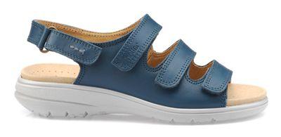 Hotter - Blue 'Sophia' gladiator sandals