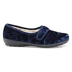 Hotter - Royal 'Thyme' ballerina slippers