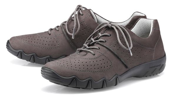 lace up Dark Hotter 'Vault' trainers grey qRwpx8Ut