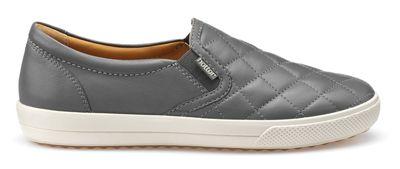 Hotter - Dark Dark Dark grey 'Violet' pumps 359917