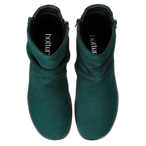 green Hotter 'Whisper' Dark boots ankle RcT0yqc