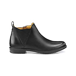 Hotter - York 'Black' chelsea boots