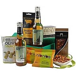 Hampers of Distinction - Beer and snacks