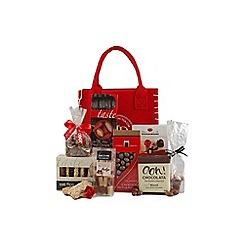 Hampers of Distinction - Chocolate gift bag