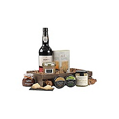 Hampers of Distinction - Port and treats