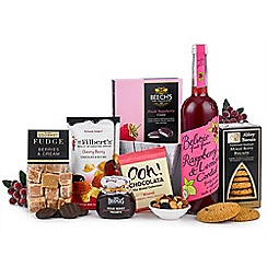 Hampers of Distinction - Mixed Berries Tray Hamper
