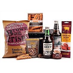 Hampers of Distinction - Kentish Ales And Snacks Hamper