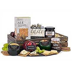 Hampers of Distinction - Cheese And Biscuits Hamper