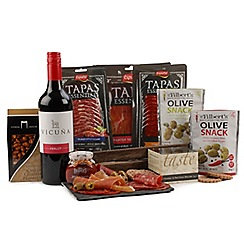 Hampers of Distinction - Tapas Tray Gift Hamper