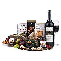 Hampers of Distinction - Red Wine And Cheese Hamper