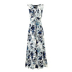 Grace - Multicoloured floral maxi dress